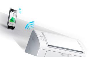 Как печатать с телефонов и планшетов Samsung