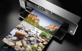 Как на принтере распечатать фото 10х15