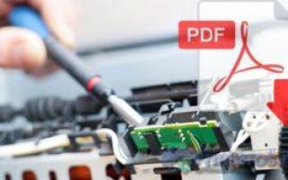 HP LaserJet PRO 300 (M351) и PRO 400 (M451) COLOR  сервисный мануал