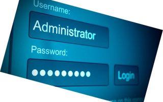 Несколько советов в случае когда при подключении сетевого принтера система запрашивает пароль
