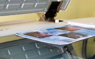 Как отсканировать фотографии со сканера на компьютер