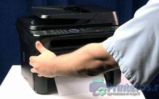 Что делать если принтер стал плохо печатать после заправки картриджа