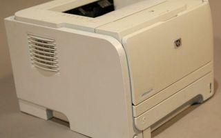 Вторичный рынок лазерных принтеров для дома и офиса