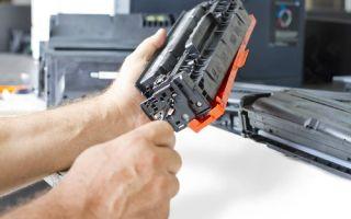 Что такое восстановление и ремонт картриджа