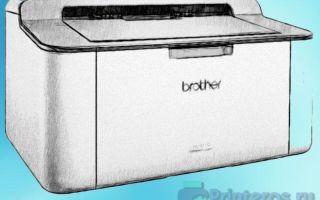 Драйвер для Brother HL-1110R/HL-1112R
