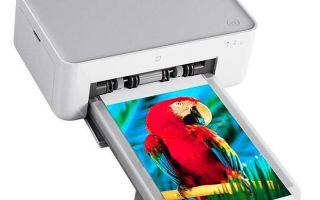 Представлен новый струйный принтер Xiaomi Mijia Inkjet Printer