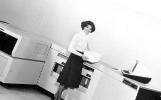 История появления первого лазерного принтера