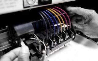 Процедура диагностики и ремонта принтеров и другой оргтехники