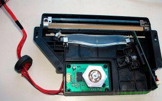 Устройство и принцип работы лазера из принтера. Возможные неисправности