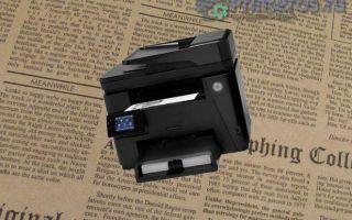 Что делать если принтер стал мелко печатать