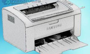 Драйвер для Samsung ML-2160/2165/2165W/2167/2168/2168W