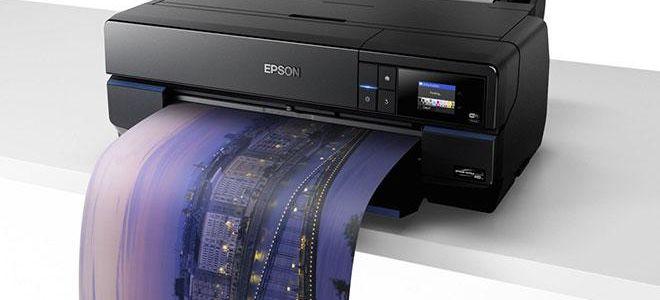 Почему струйный принтер печатает синим цветом