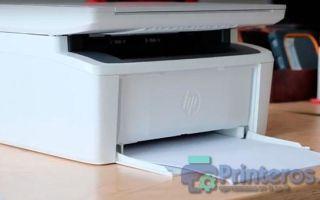 HP LaserJet Pro M28w – МФУ для дома или небольшого офиса
