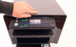 Почему принтер отказывается сканировать