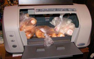 Что можно сделать из старых принтеров. Конструируем ЧПУ станок