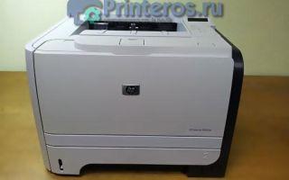 Замена термопленки HP P2055. Подробная инструкция