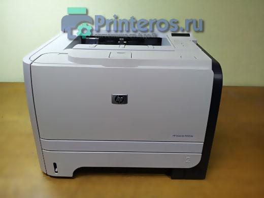 Принтер HP Laser Jet P2055dn