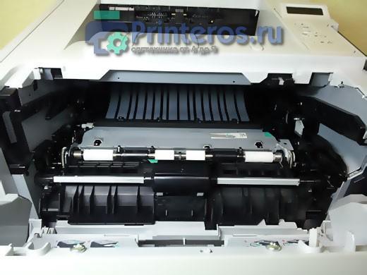 Принтер HP P2055 без картриджа