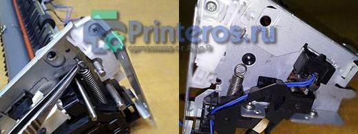 Пружины прижимающие ТЭН к резиновому валу P2055