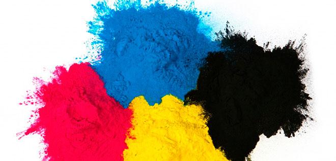 цветной тонер
