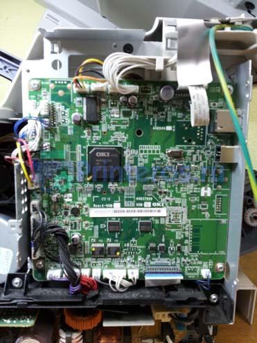 Плата форматтера OKI MB441