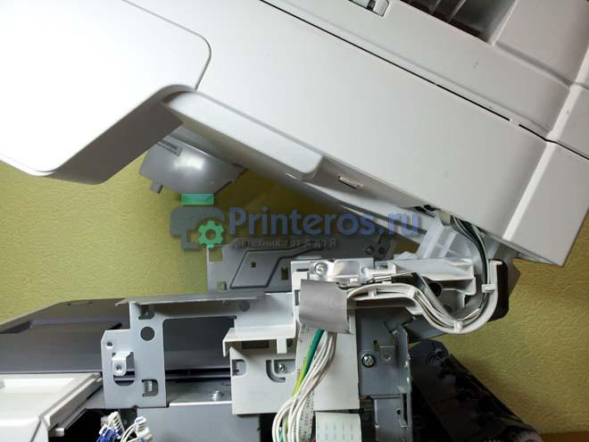 установка сканера OKI 441