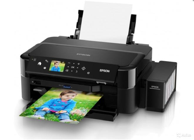 Фотография струйного принтера