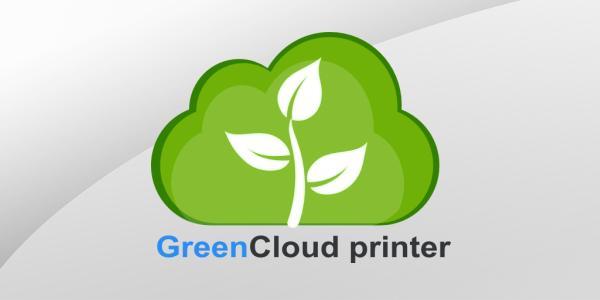 Грин Клоуд Принтер логотип