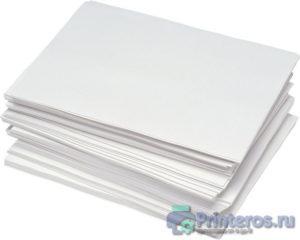 Захват нескольких листов из-за слипшейся бумаги