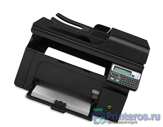Дублирующий изображение принтер