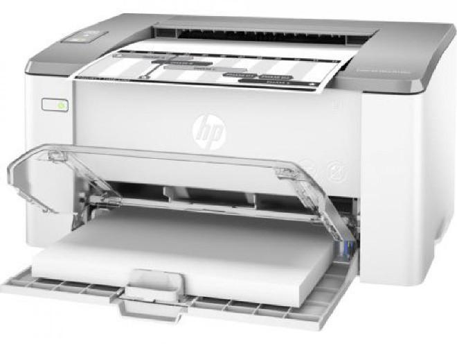 Новый лазерный принтер HP