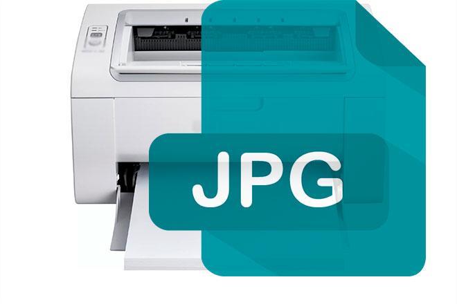 ЖПГ принтер