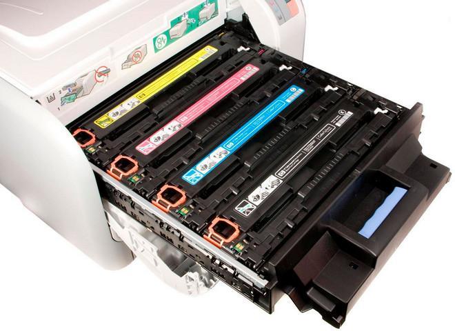 Калибровка лазерного принтера