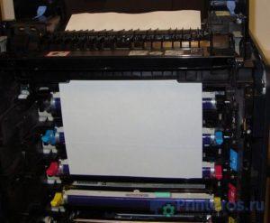 Стоп тест принтера