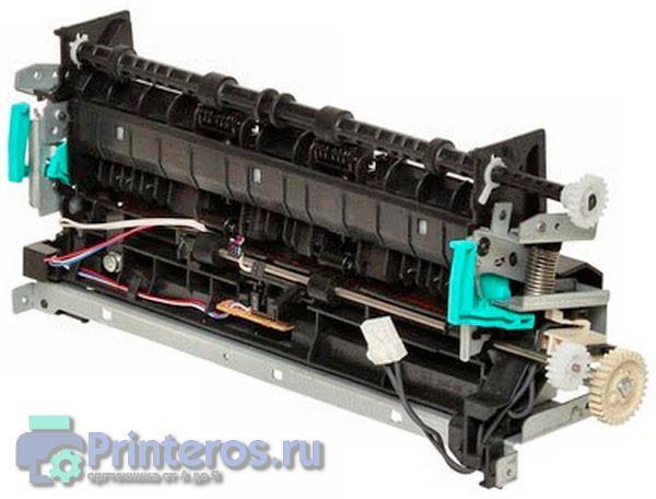 Термоузел от принтера, содержащий термопленку