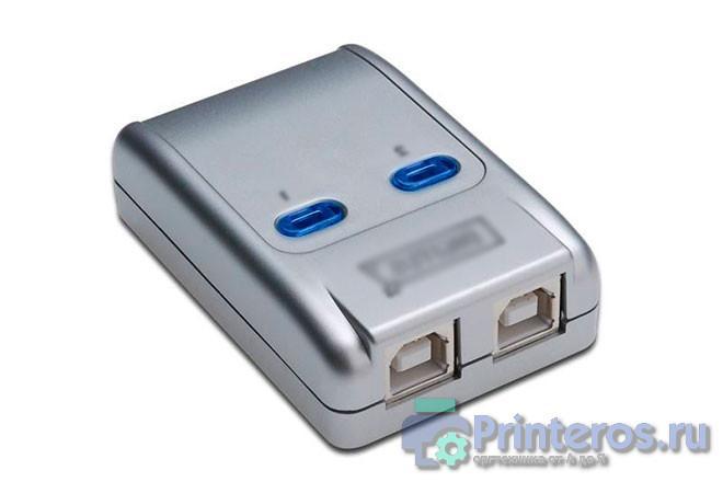 Фото USB-разветвителя