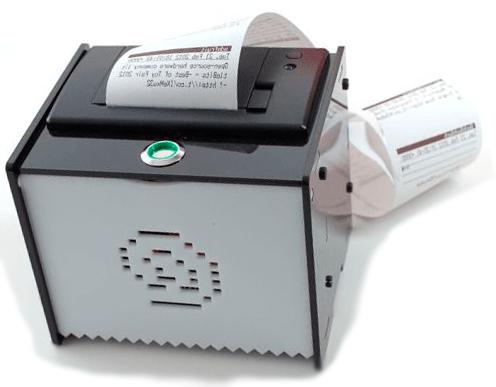 Первый принтер для платформы Ардуино
