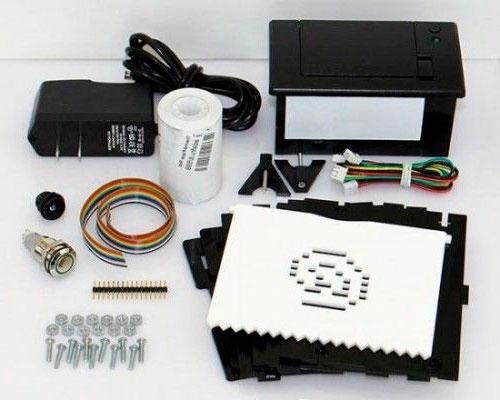 конструктор для сборки принтера